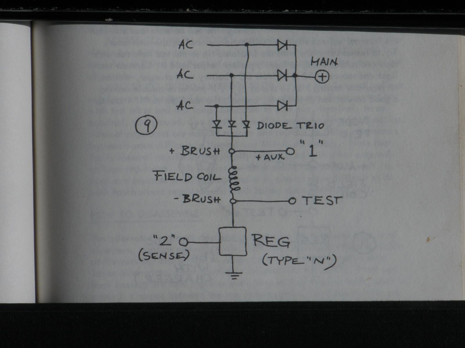 Alternator Welder Page 2 Click Image For Larger Versionnamewiring Diagramjpgviews728size132 Version Name Delco Regulator Views 216