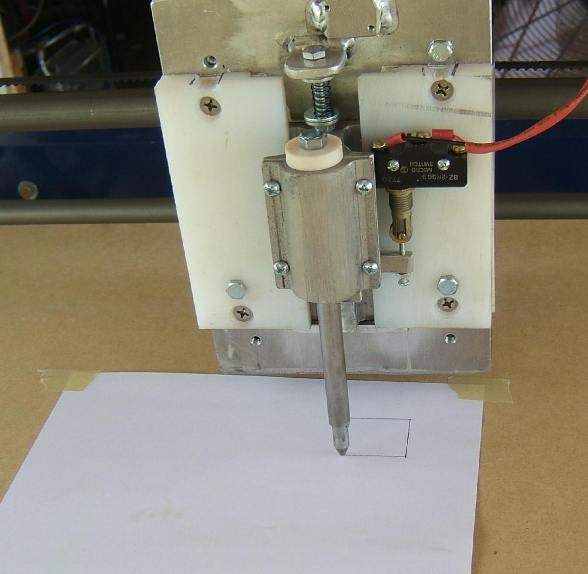 DIY cnc table plasma cutter