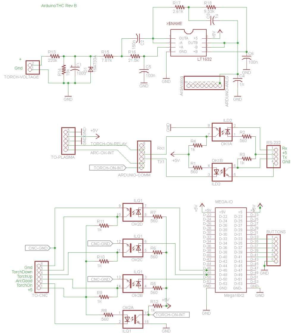 diy plasma cutter schematic