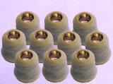 iPT 60 Shielding Cup Kit 6 hole Fiberglass: 10 pc