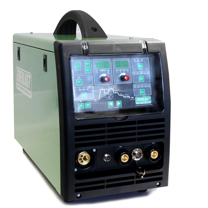 Power i-MIG 253DPi   Everlast Generators