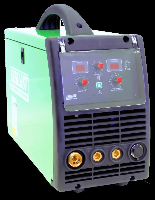 MIG Welder, Power i-MIG 200 - Everlast Generators