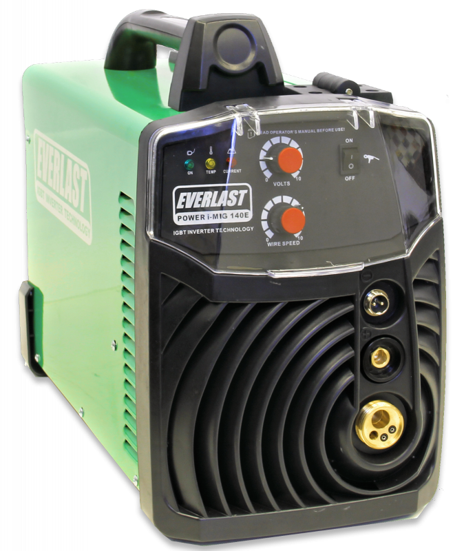 power i mig 140e mig welders everlast generators rh everlastgenerators com